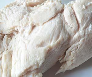 Chude mięso na parze doskonałe na diecie!
